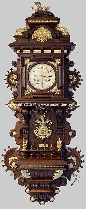 Lenzkirch_Regulator_Drachenuhr_02